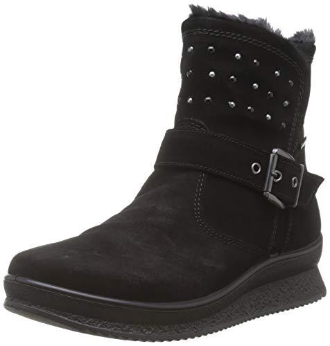 adidas Havoc Kids Junior Wrestling Trainer Shoe Boot Black - UK 3