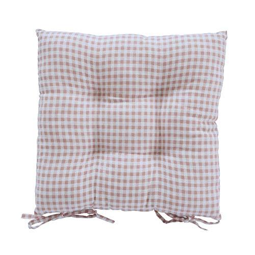 Tafelkussen voor dikke tafel, matras, zitkussen voor studenten in Japanse stijl, kussen voor bureaustoelen, Tatami-A matras, 40 x 40 cm (16 x 16 inch)