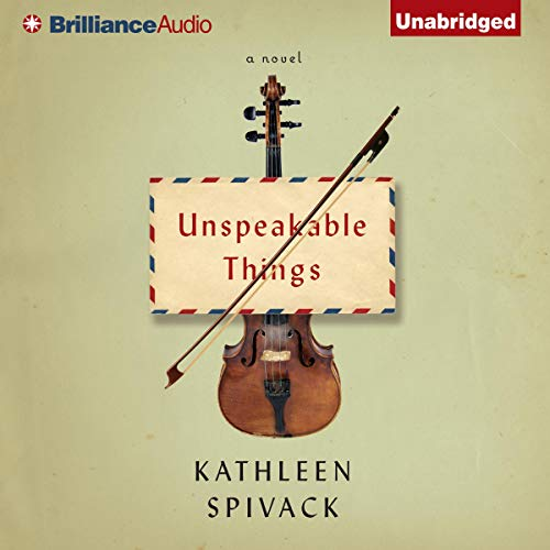 Unspeakable Things  By  cover art