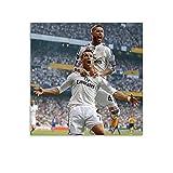 KKMM Cristiano Ronaldo Sergio Ramos Fußballposter, Legende