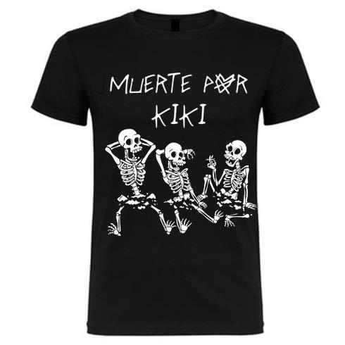 Foreverdai Camiseta Muerte por Kiki - Futurama (M)