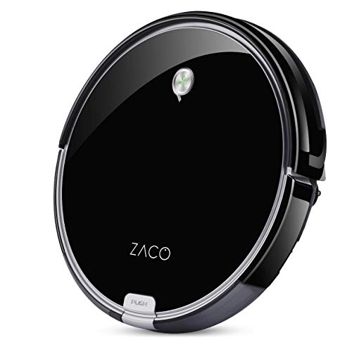 ZACO A6 Staubsauger Roboter – stark bei Tierhaarentfernung - 11