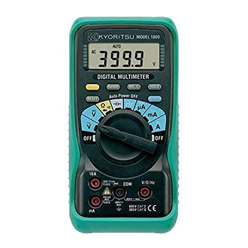 共立電気計器 (KYORITSU) デジタルマルチメータ MODEL 1009