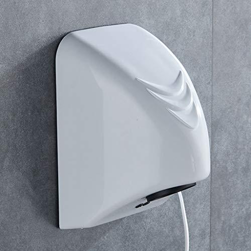 Händetrockner Automatischer Hochgeschwindigkeits-Heißwind-Lufttrockner Smart Induction 1200w Electric Bathroom Restroom Auto Hand Dryer