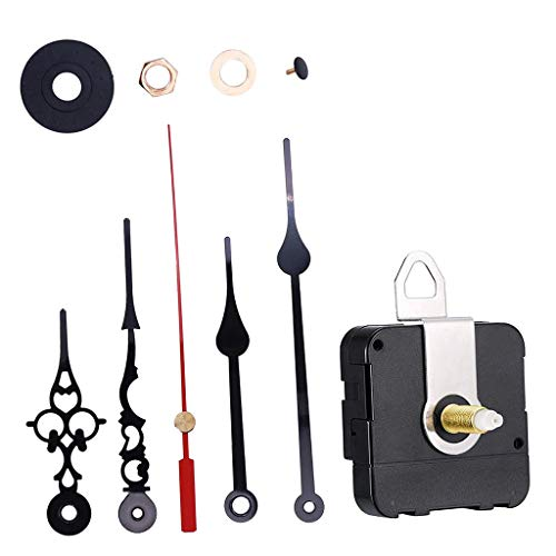 #N/A クォーツ 時計 ムーブメント クロック ムーブメント 時計シャフト 針セット diy 掛時計 自作キット