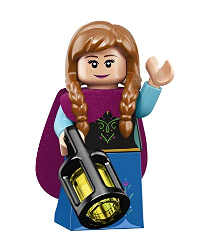 LEGO Disney Series 2 Collectible Minifigure - Anna (Sealed Pack) 71024