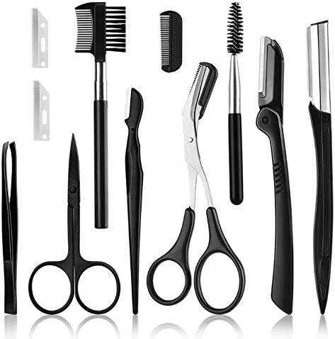 Eyebrow Razor Eyebrow Kit for Women Exfoliating Dermaplaning Tool Face Razors for Women Eyebrow product image