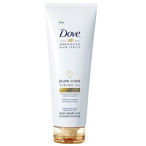 Dove Advanced hair series - acondicionador pure, 250ml, paquete de 2