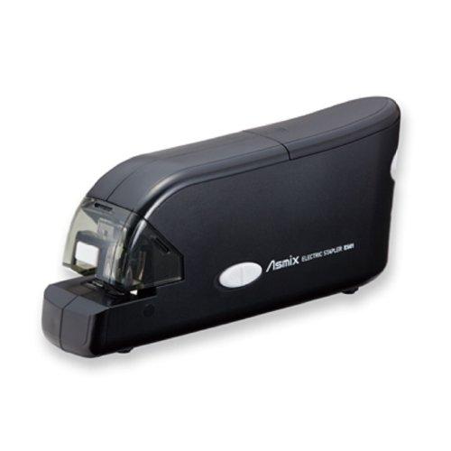 アスカ(Asmix) 電動ステープラー ブラック ES01BK
