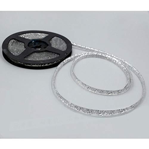 Cinta adhesiva de sellado de azulejos de cerámica a prueba de moho, cinta adhesiva decorativa de aluminio, plateado