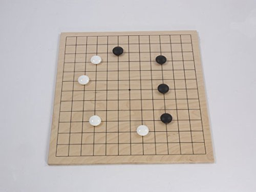 Spiel Sperrholzbrett 13x13