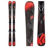 K2 2020 Anthem 78 Womens 160cm Skis w/ ER3 10 Bindings