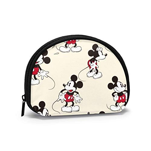Mouse Mouse Coin Purse Change Cash Bag Women Men Fashion Small Shell Purse Wallet Portable Shell Storage Bag Jewelry Pouch Key Holder Headphones Multifunctional Bags