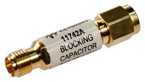 KEYSIGHT Technologies 11742A Test Accessory Blocking Capacitor Keysight High Frequency Oscilloscopes