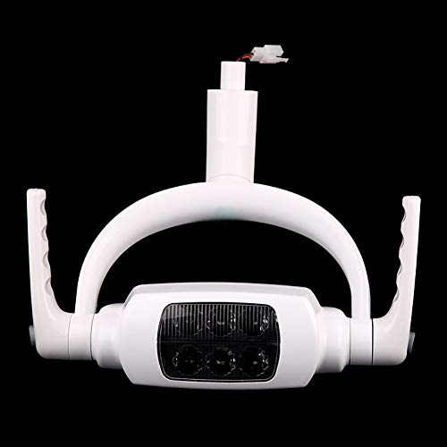 LMEIL 6LED Dental Oral LED-Licht Infrarot-Sensorlicht, Dental LED Oral Exam Light-8W Superhell, schattenlos für Dental Unit Chair Equipment