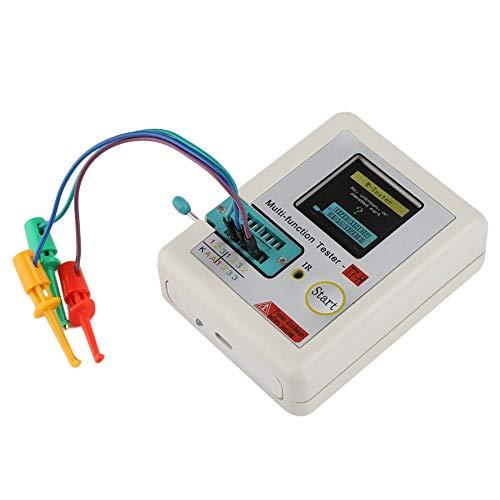 Diyeeni Multifunktionale Transistor Tester Automatische Erkennung von Diode + Thyristor + Widerstand + Kondensator + MOSFET + JFET und NPN PNP Bipolaren Transistor
