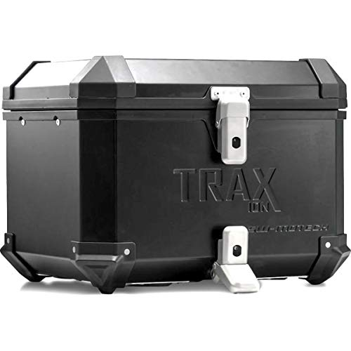 SW-MOTECH TRAX ION Topcase Aluminium, 38L, Schwarz