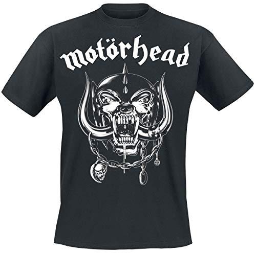 Motörhead Make A Difference Männer T-Shirt schwarz L 100% Baumwolle Band-Merch, Bands