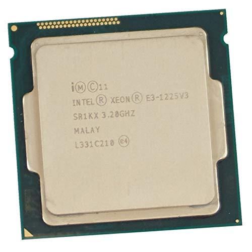 Intel Prozessor CPU Xeon E3-1225 V3 SR1KX 3,2 GHz 8 MB Quad Core LGA1150 5 GT/s