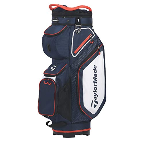 TaylorMade TM20 Cart 8.0 - Bolsa para Carro, Color Azul Mari