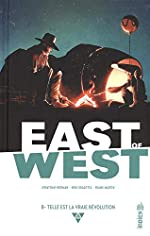 East of West, Tome 8 - Telle est la vraie révolution de Nick Dragotta