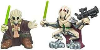 Star Wars Galactic Heroes Kit Fisto and amp; General Grievous