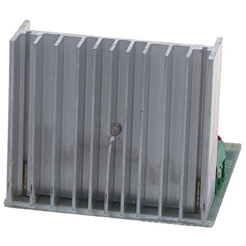 『モジュール,SODIAL(R)AC/DC 9V-15V/12V 15W+15W TDA7297バージョンBデュアルチャンネルアンプボードモジュール』の4枚目の画像