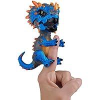 UNTAMED WowWee Radioactive Dinos Series por Fingerlings – Triceratop
