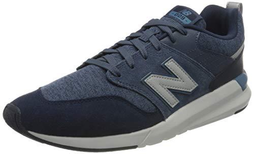 New Balance 009 MS009HF1 Medium, Zapatillas Hombre, Blue (Natural Indigo HF1), 40 EU