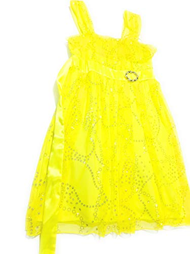 Amy's Closet Girls Dresses Yellow Size 7