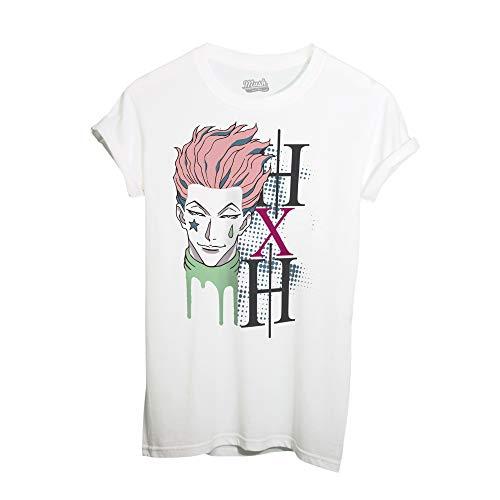 MUSH T-Shirt Hunter X Hunter Hisoka Volto - Cartoon by Dress Your Style - Donna-L-Bianca