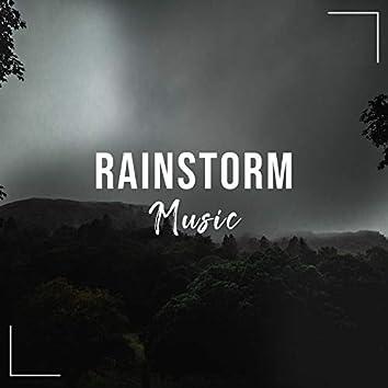 Mellow Rainstorm & Water Music