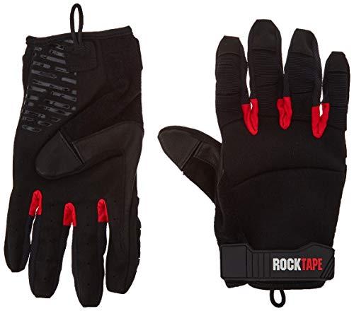 RockTape Crossfit Handschuhe XL Rot und Schwarz