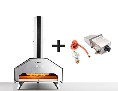 Uuni Ooni Pizzaofen Pro - Set mit Gasbrenner