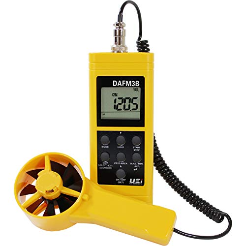 UEi Test Instruments DAFM3B Digital Airflow Meter