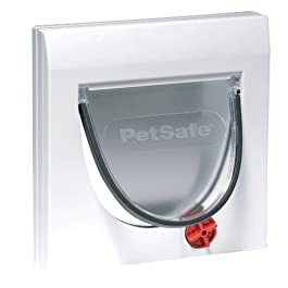 PetSafe Manual-Locking Cat Flap with Easy Install