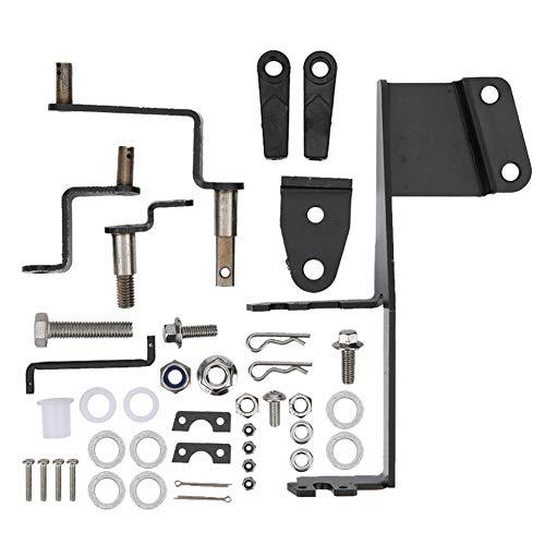 Aigid Kit de Accesorio de Control Remoto, 63V ‑ 48501‑00 Kit de Accesorio de Control Remoto para Motor fueraborda de 2 Tiempos y 15 Caballos de Fuerza