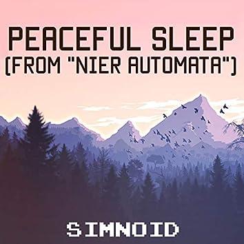 """Peaceful Sleep (From """"NieR: Automata"""")"""