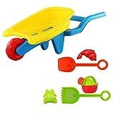 Juego de juguetes de playa para niños, 6 unidades