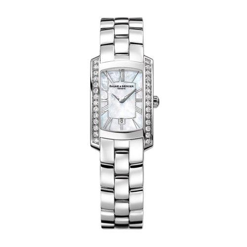 Baume & Mercier Women's 8745 Hampton Milleis Quartz Watch