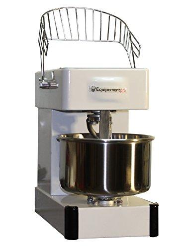 Equipementpro - {HS-10} - Pétrin à pizza 10 litres - 230 Volts