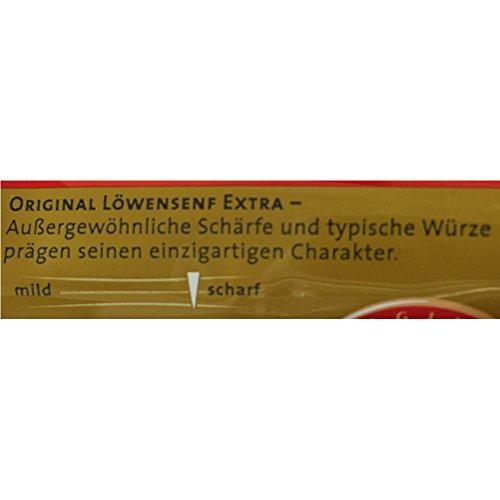 Lowensenf Extra Hot Mustard in Tube ( 100 ml )