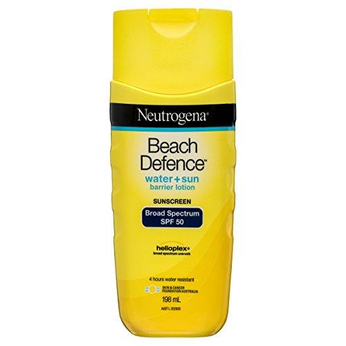 Neutrogena Beach Defence Sunscreen Lotion SPF50 198mL