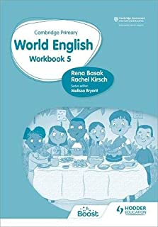 Cambridge Primary World English: Workbook Stage 5