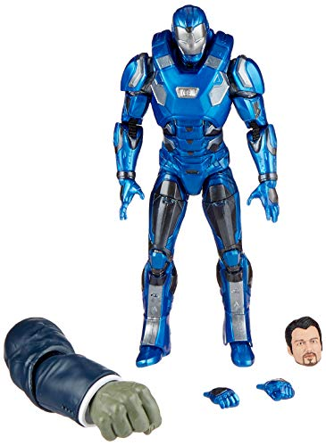 Marvel Legends Series Gamerverse - Figura de acción Coleccionable de Iron Man de 15,24 cm, para...