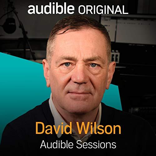 David Wilson audiobook cover art