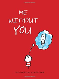 Me Without You (Anniversary Gifts for Her and Him, Long Distance Relationship Gifts, I Miss You Gifts)