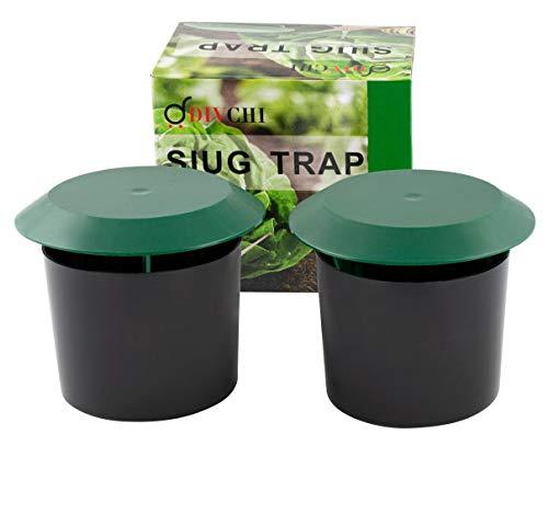 Easy-to-Use Slug Traps