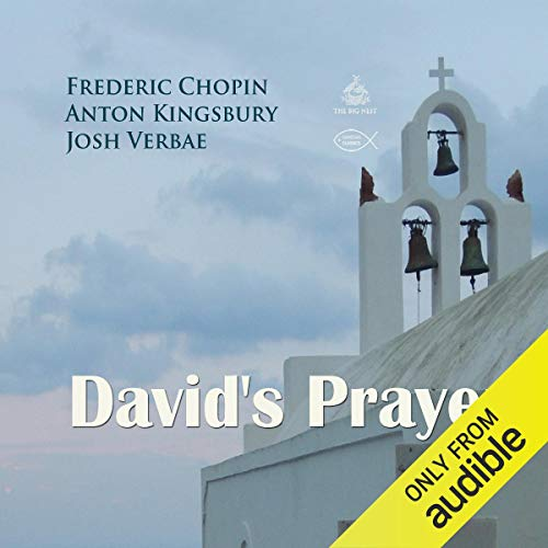 David's Prayer audiobook cover art
