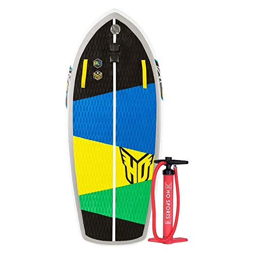HO Sports 76635050 FAD 4.5 Multipurpose Versitile Board, Bodyboard, Kneeboard & Surfboard